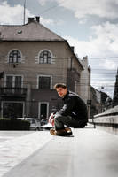 Urban solitude by xn3ctz