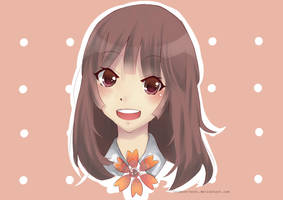 Bright Smile by Crimson-Host