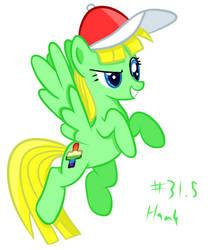 Pony 31.5 by GreenTL