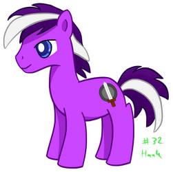 Pony 32 by GreenTL
