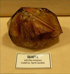 Quartz and Clay by Undistilled