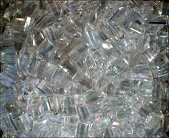 Faceted Quartz Crystals by Undistilled