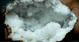 Quartz Geode by Undistilled
