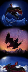 Dash into Eternity by Aerophoinix