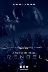 Rendel Poster (2018) by DarkdowKnight