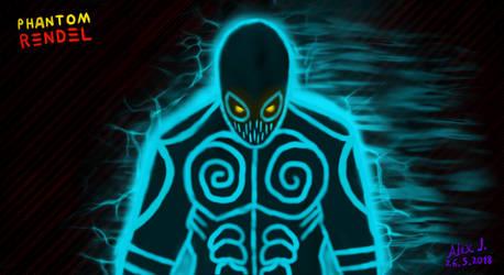 The Phantom Rendel by DarkdowKnight