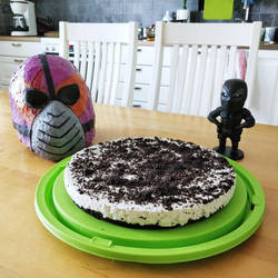 Happy birthday for me! by DarkdowKnight