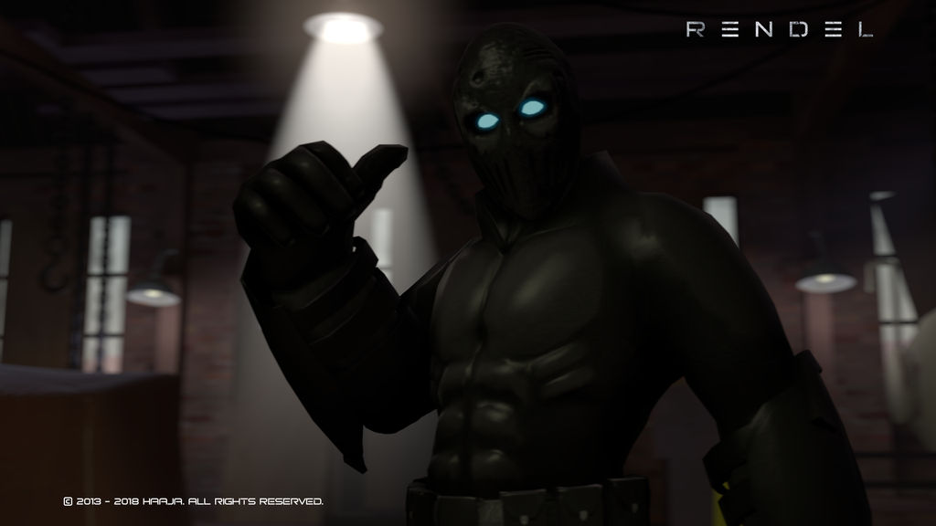Rendel 3-D (SFM) by DarkdowKnight