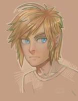 Link Doodle by EponaN64