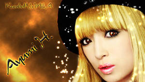 Wall psp Ayumi h Beauty ver by RainboWxMikA