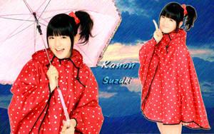 Wall Kanon Suzuki ver Rain by RainboWxMikA