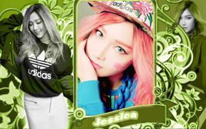 Wallpaper Jessica Adidas Ver by RainboWxMikA