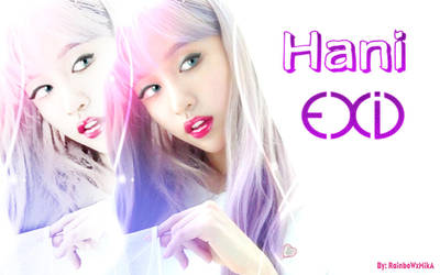 Wallpaper Hani (EXID) by RainboWxMikA