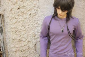 Eythan - Purple Thoughts - EID Akando by Lehanan