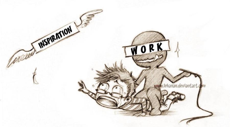 Inspiration... by Lehanan
