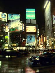 tokyo night02 by weiweihua