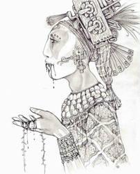 Lady Xoc by zendalla8