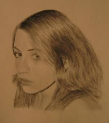 Self Portrait by elizile