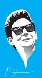 Roy Orbison by theblastedfrench