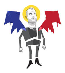 St. Guardiola by theblastedfrench