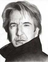 Alan Rickman by sprockervp