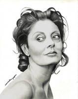 Susan Sarandon by sprockervp