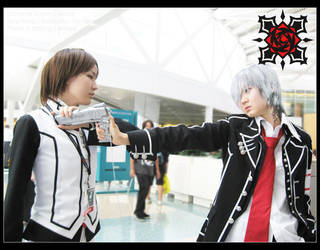 Vampire Knight Cosplay by xNeyu