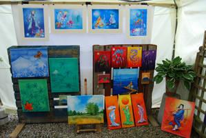 Village Arts Festival 2018 by mr-macd