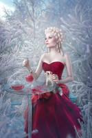 Crimson icecream by IleenI