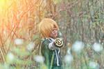 Vocaloid Karakuri Burst (3) by tokagar