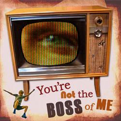 Boss of Me no.116 by dekdav