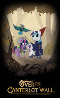 Over the Canterlot Wall (MLPxOTGW) by Heedheed