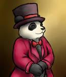 Fancy Panda by ShakeablePanda