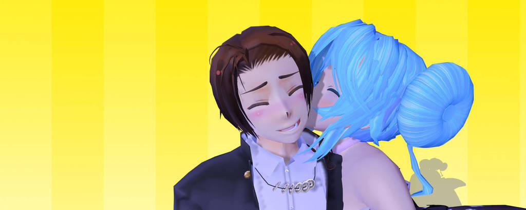Kiss to me to you China by YukiAtem12