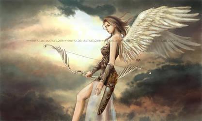 Cupid by moyan