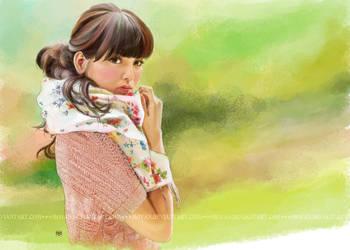 In Her Eyes by moyan