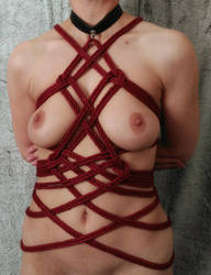 Collar ring weave by Angel666JR