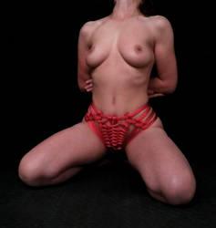 Chastity Bondage by Angel666JR
