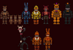 FNaF4 V1 (CANCELLED) by PromtheMAn360003