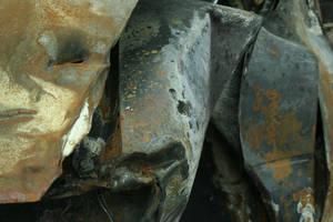 burned car 4 by ana-ene-eme