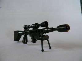 sniper rifle by yiutsu