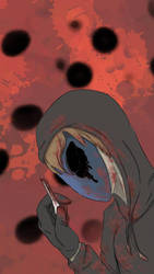Eyeless Jack by BlackCatStudiosArt