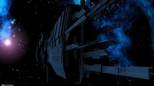 USS SULACO by sanchiesp