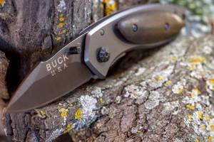 BUCK U.S.A KNIFE by sanchiesp