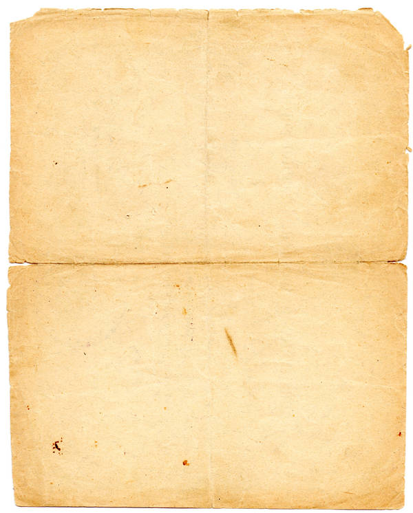 folded old paper texture II. by riverta