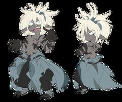 Yuuya/Zo ( small info page ) by Veonara