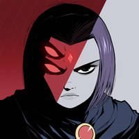 Raven: The Midnight Hour by ExMile