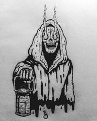 the hermit. by PrincipeMendigo
