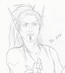 Val sketch by Jerya