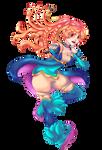 Yozane iimo Milva(Official Art) by Ariothsu